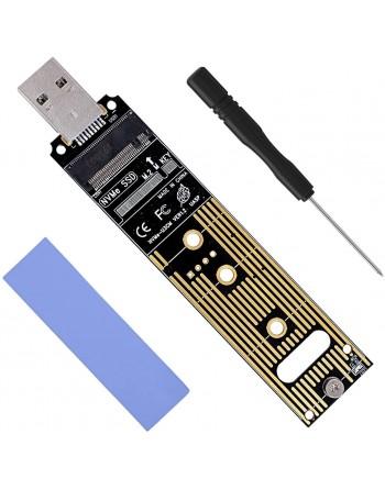 Powertech Converter M.2 Key...