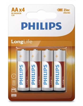 Philips LongLife Zinq...