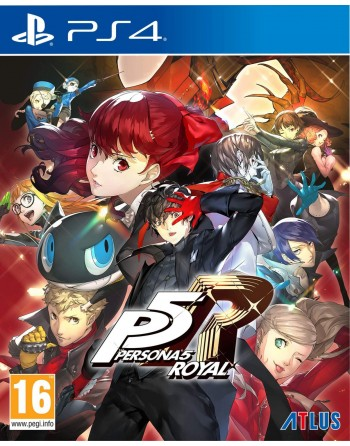 Persona 5 Royal PS4