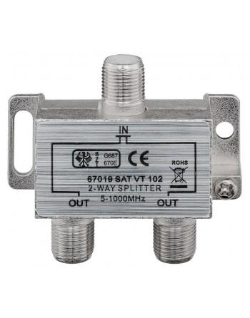 Goobay CATV splitter 67019,...