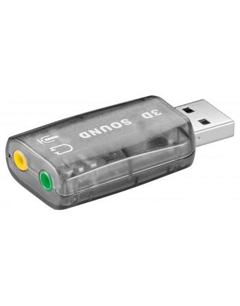 Goobay USB κάρτα ήχου...