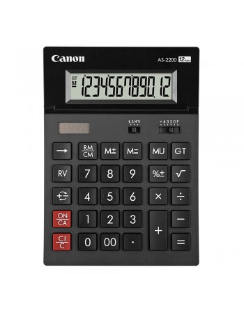 CANON AS-2200 12-DIGIT...