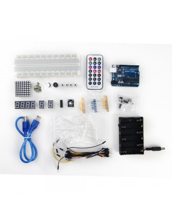 Basic Starter Kit with UNO R3
