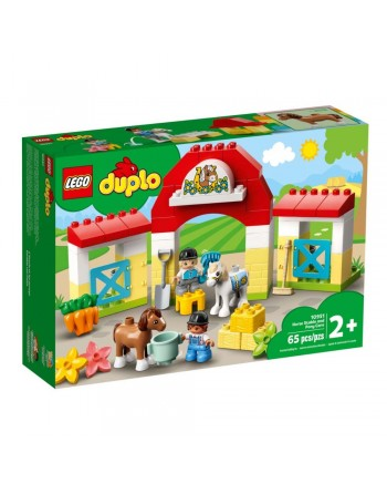 Lego Duplo: Horse Stable...