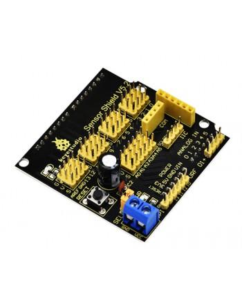 Keyestudio sensor shield V5...