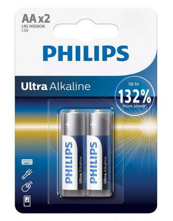 Philips Ultra αλκαλικές...