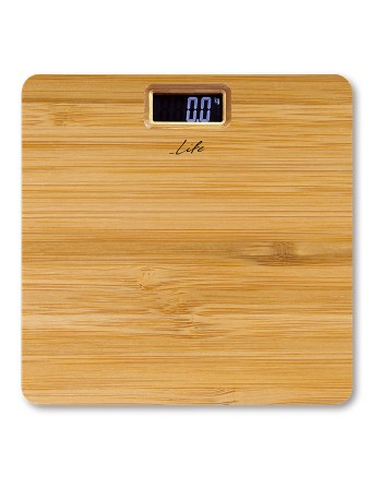 LIFE NATURE BAMBOO SCALE...