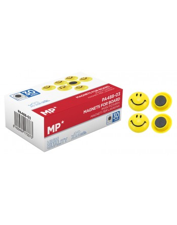 MP μαγνήτης smiley face...
