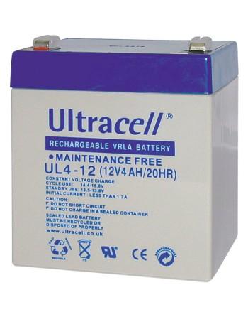Ultracell UL4-12 Μπαταρία...