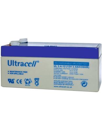 Ultracell UL3.4-12 Μπαταρία...