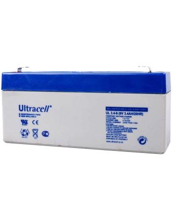 Ultracell UL3.4-6 Μπαταρία...