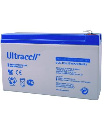 Ultracell UL5-12L Μπαταρία...