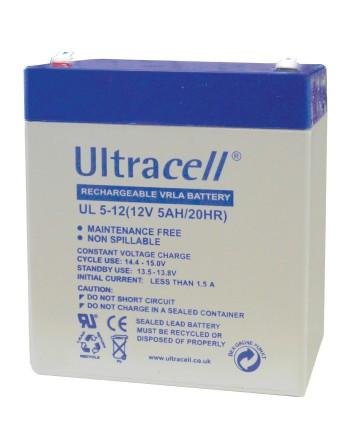 Ultracell UL5-12 9x7x10...