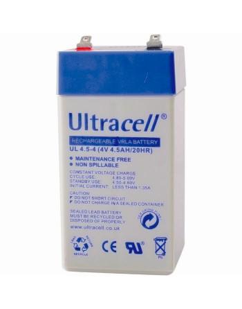 Ultracell UL4.5-4 Μπαταρία...