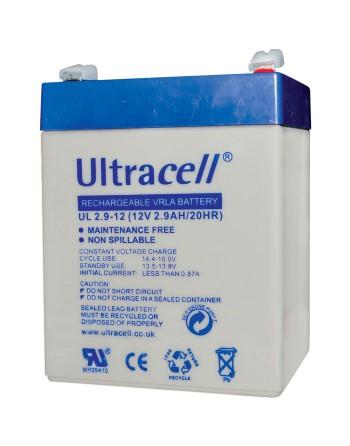 Ultracell UL2.9-12 Μπαταρία...