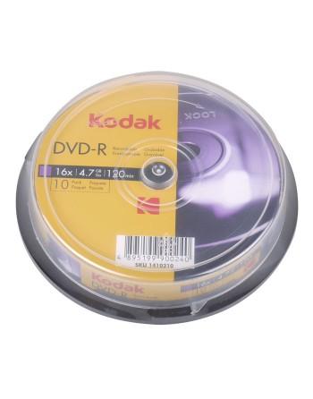 KODAK DVD-R 10-Pack 16x...