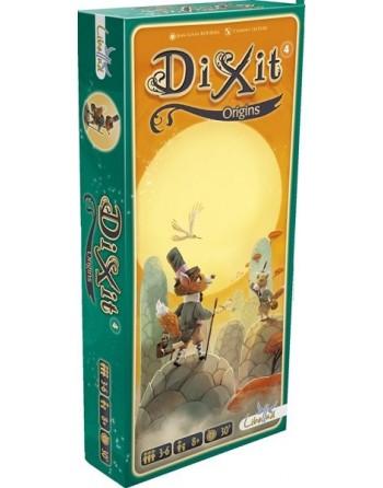 Kaissa Dixit 4 - Origins