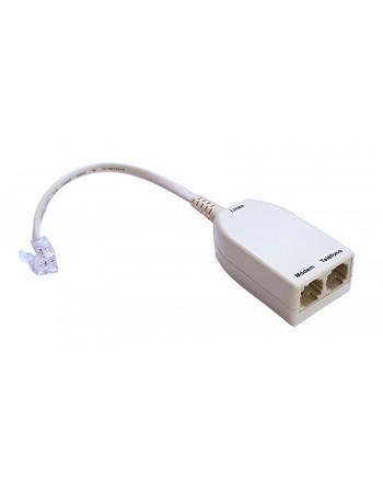 Powertech ADSL Splitter με...