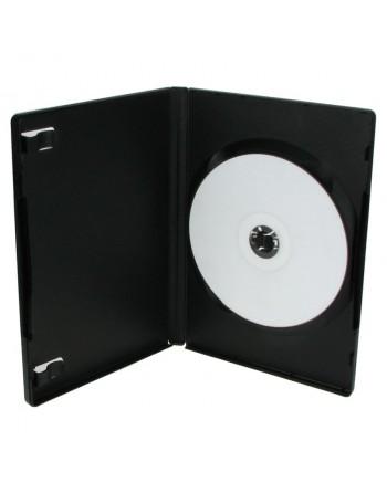 Θήκη CD/DVD, 14mm, μαύρη,...