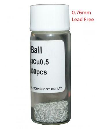 Solder Balls 0.76mm, Lead...