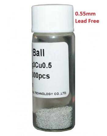 Solder Balls 0.55mm, Lead...