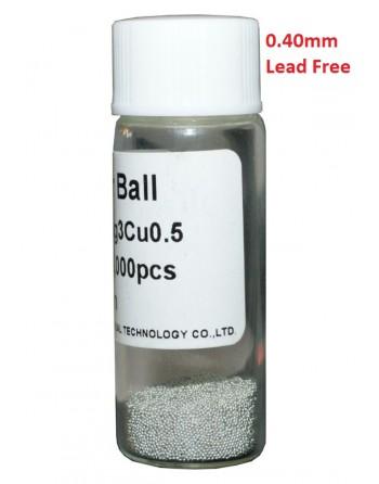 Solder Balls 0.40mm, Lead...