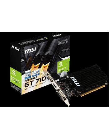 MSI GeForce GT710 1GB LP