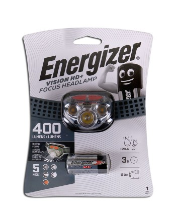 Energizer Vision Hd+ Focus...