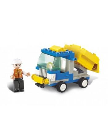Sluban Town: Dump Truck 65τμχ