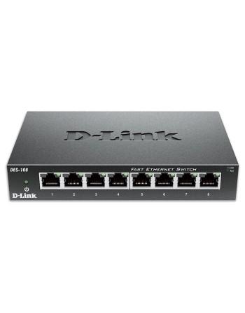 D-Link DES-108 8-Port Fast...