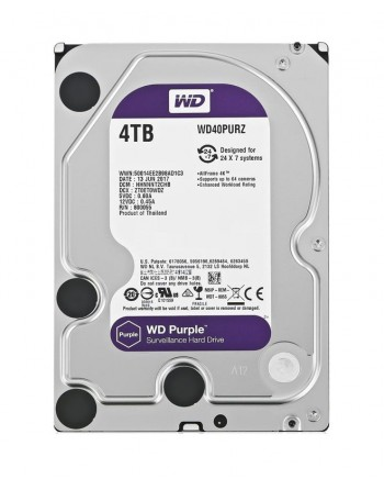 Western Digital Purple 4TB...