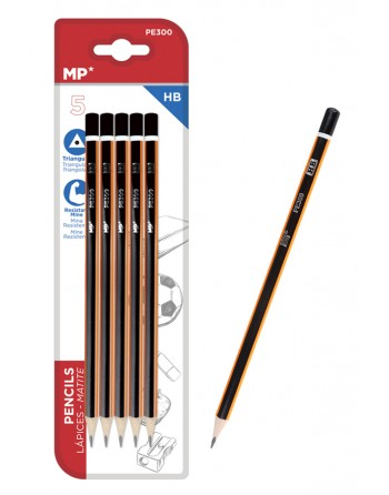 MP ξύλινο μολύβι PE300,...
