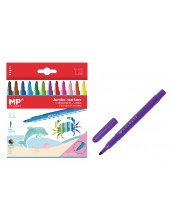 MP σετ χρωματιστών...