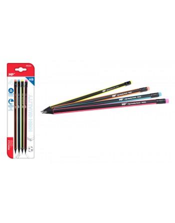 MP ξύλινο μολύβι με γόμα...
