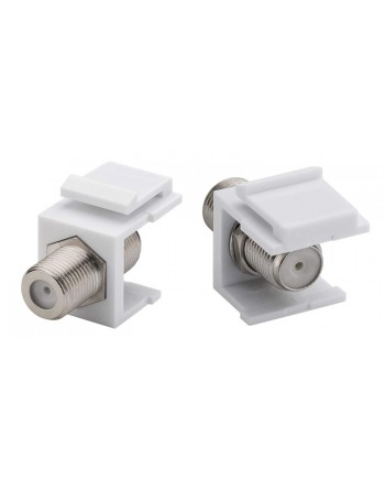 Powertech F-Coupler adapter...