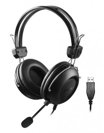 A4Tech Headset HU-35, USB,...