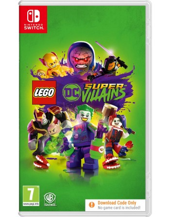 LEGO DC Supervillains (Code...
