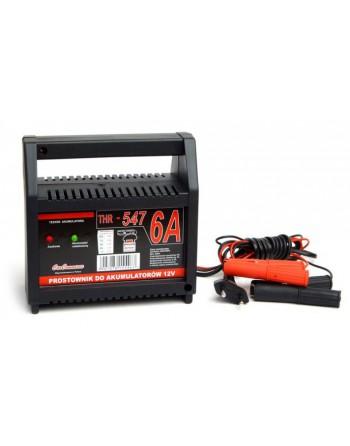 Φορτιστής μπαταριών 12V/6A...
